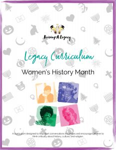 Women's History Curriculum Cover