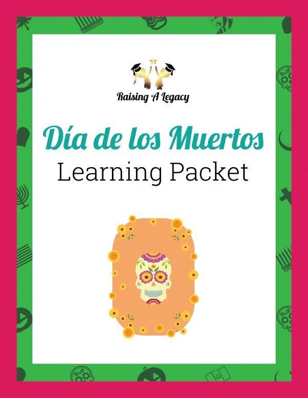 Dia de los Muertos Learning Packet_Cover