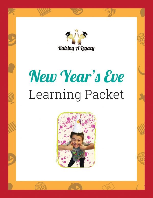 NYE Learning Packet Cover