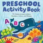 Ocean Animals Preschool Activity Book