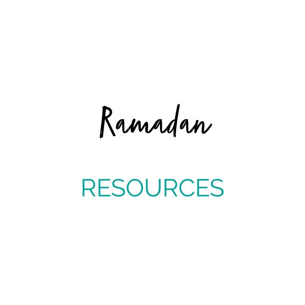 Ramadan Resources